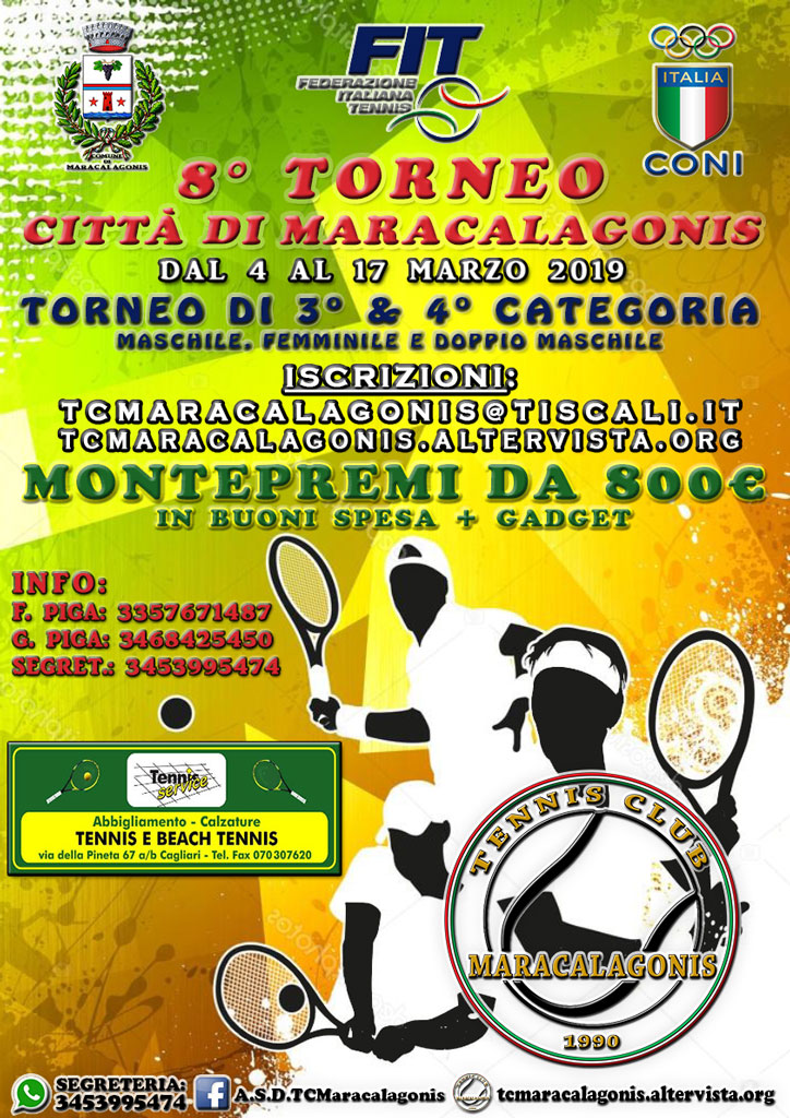 Trofeotennis It Calendario Tornei.3 Trofeo Giovanile Kinder Sport A S D Tennis Club